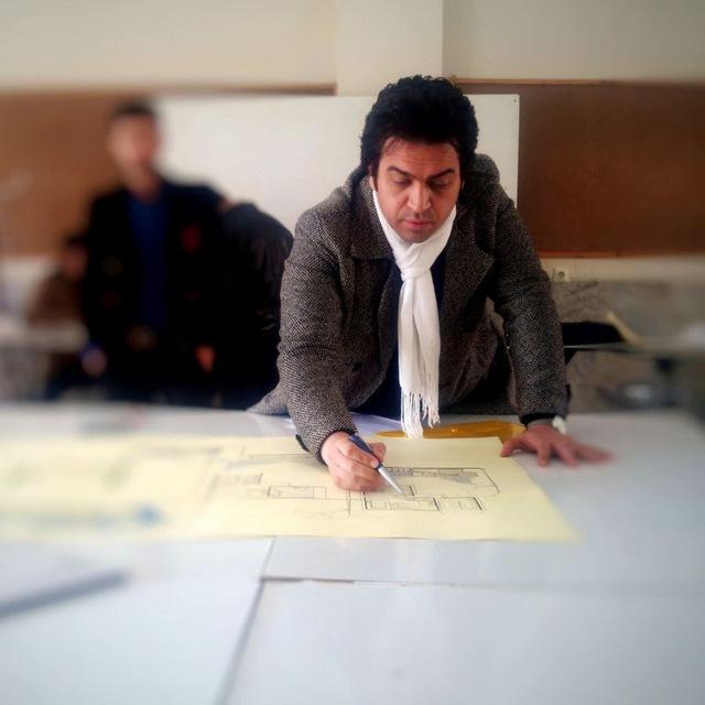 مهندس سید حامد حسینی راوندی